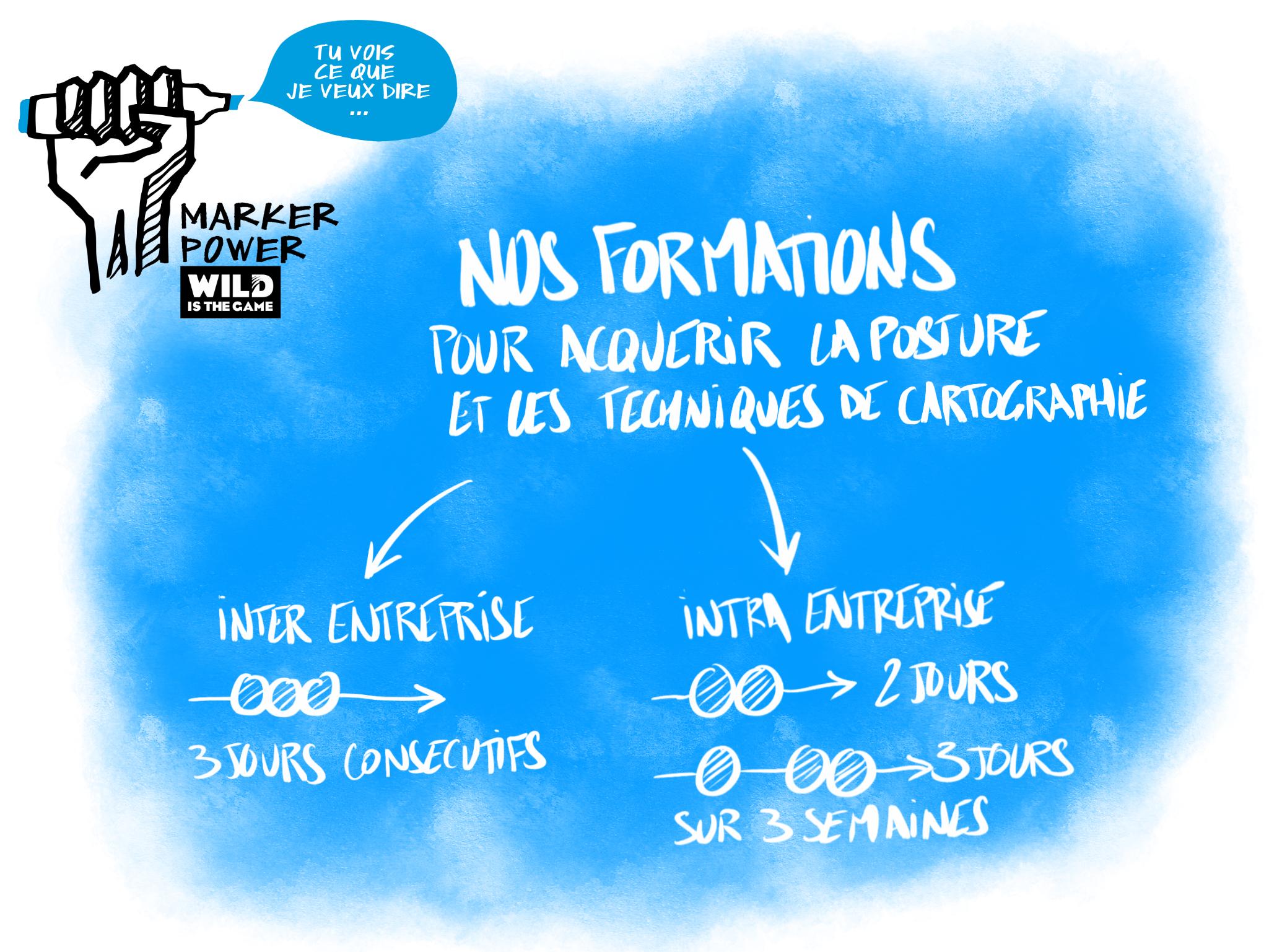 Les formations de Nicolas Gros en Facilitation Graphique