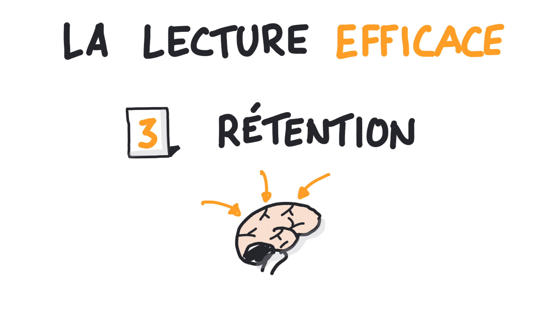 Rétention et lecture efficace