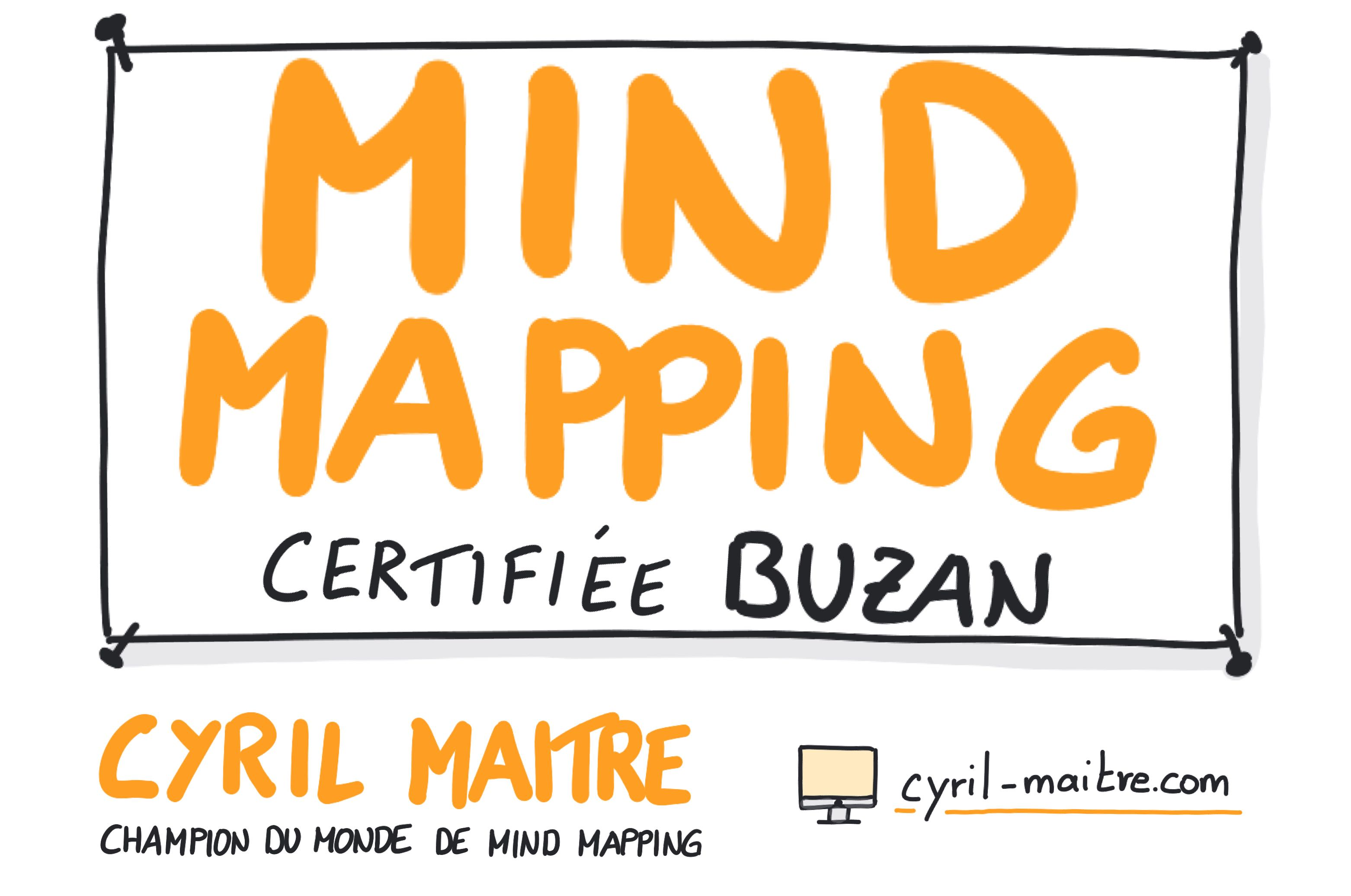 Les formations Zoom Praticien Mind Mapping