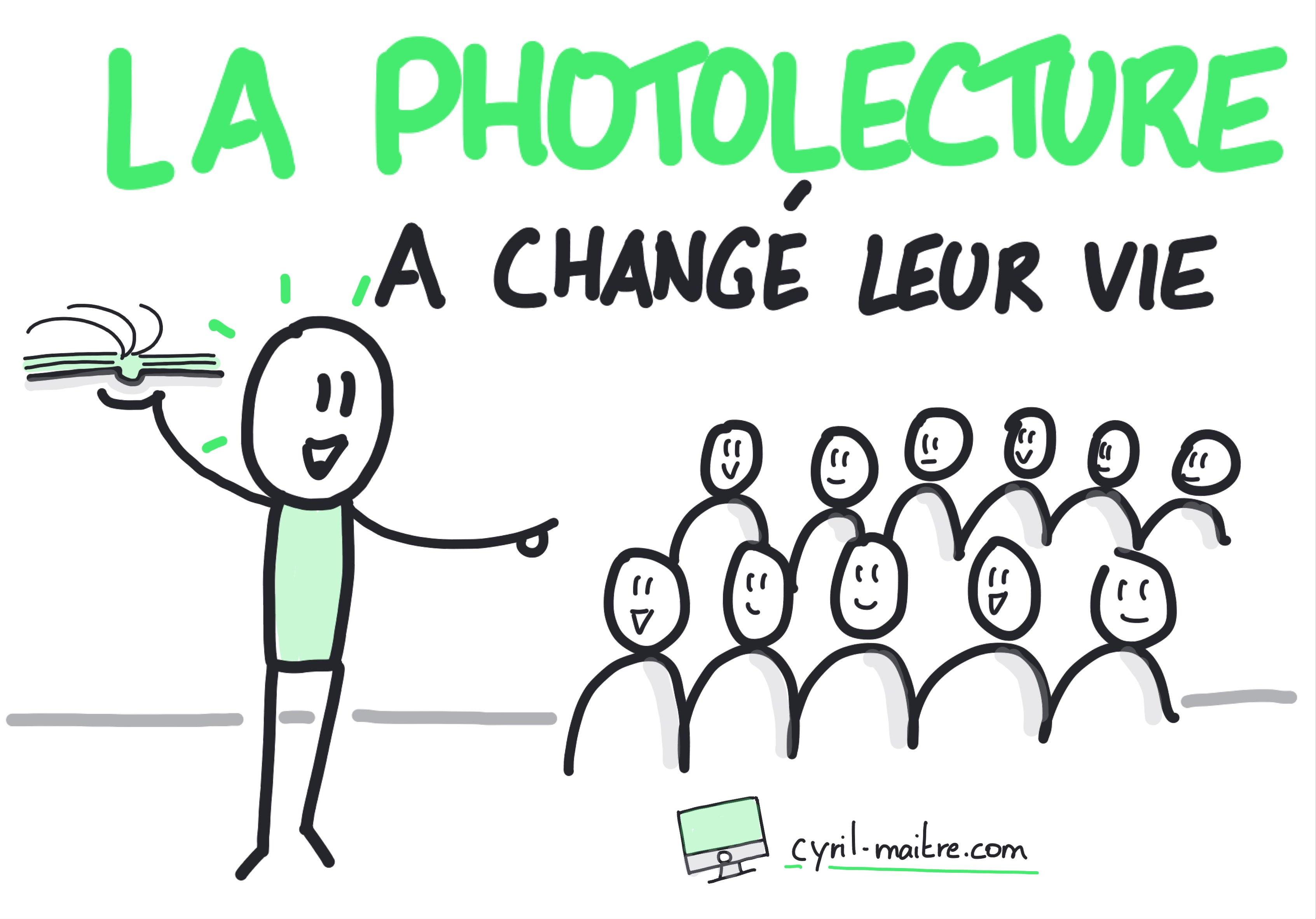 Rejoignez ceux qui ont changé leur vie grâce à la photolecture