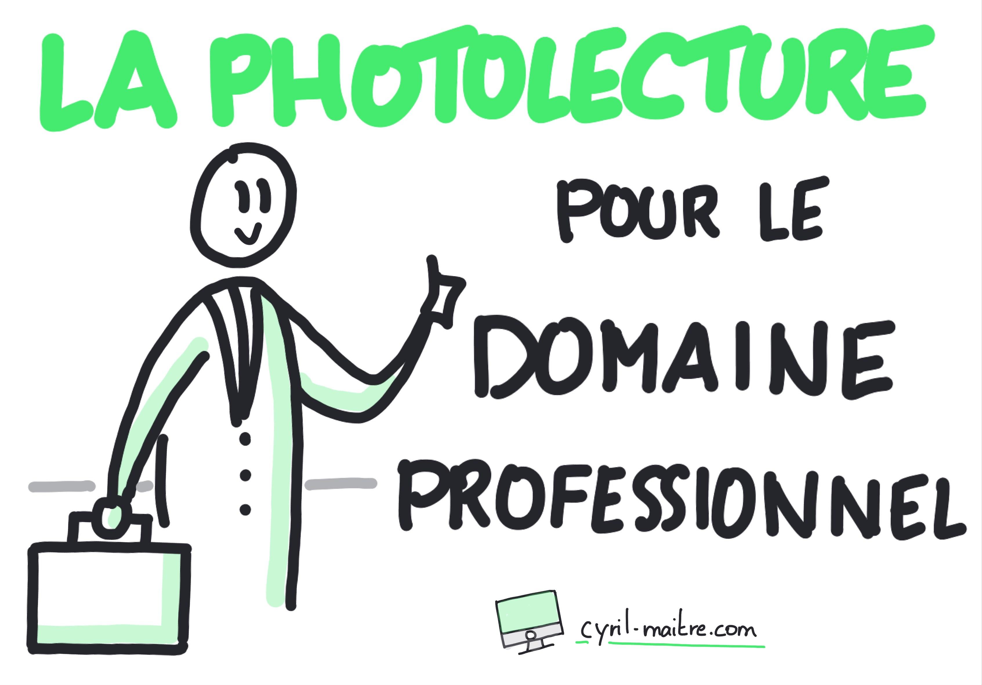 La photolecture et le monde professionnel