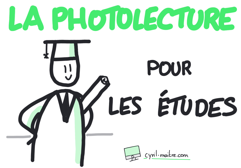 La Photolecture pour les études
