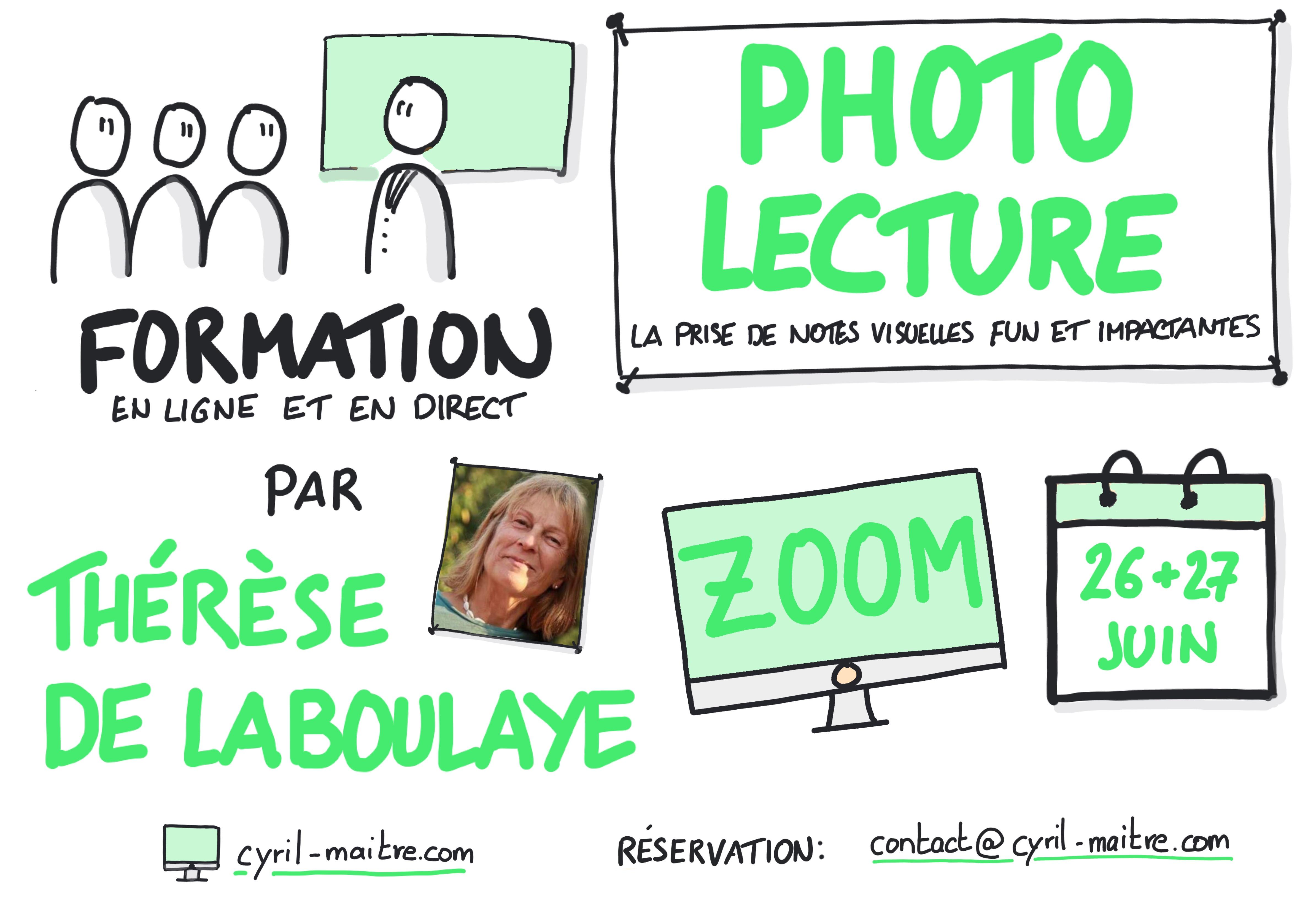 Visuel zoom photolecture cyril maitre