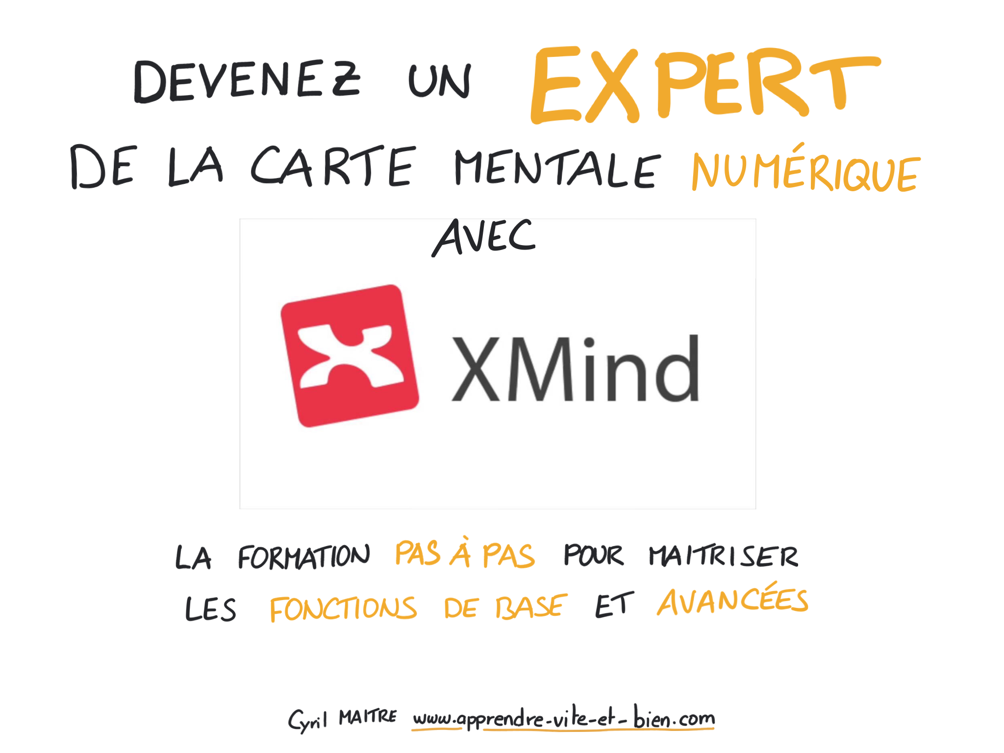 Formation Xmind 8 Expert