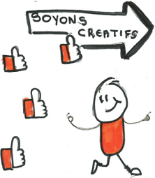 SOYONS CREATIFS !