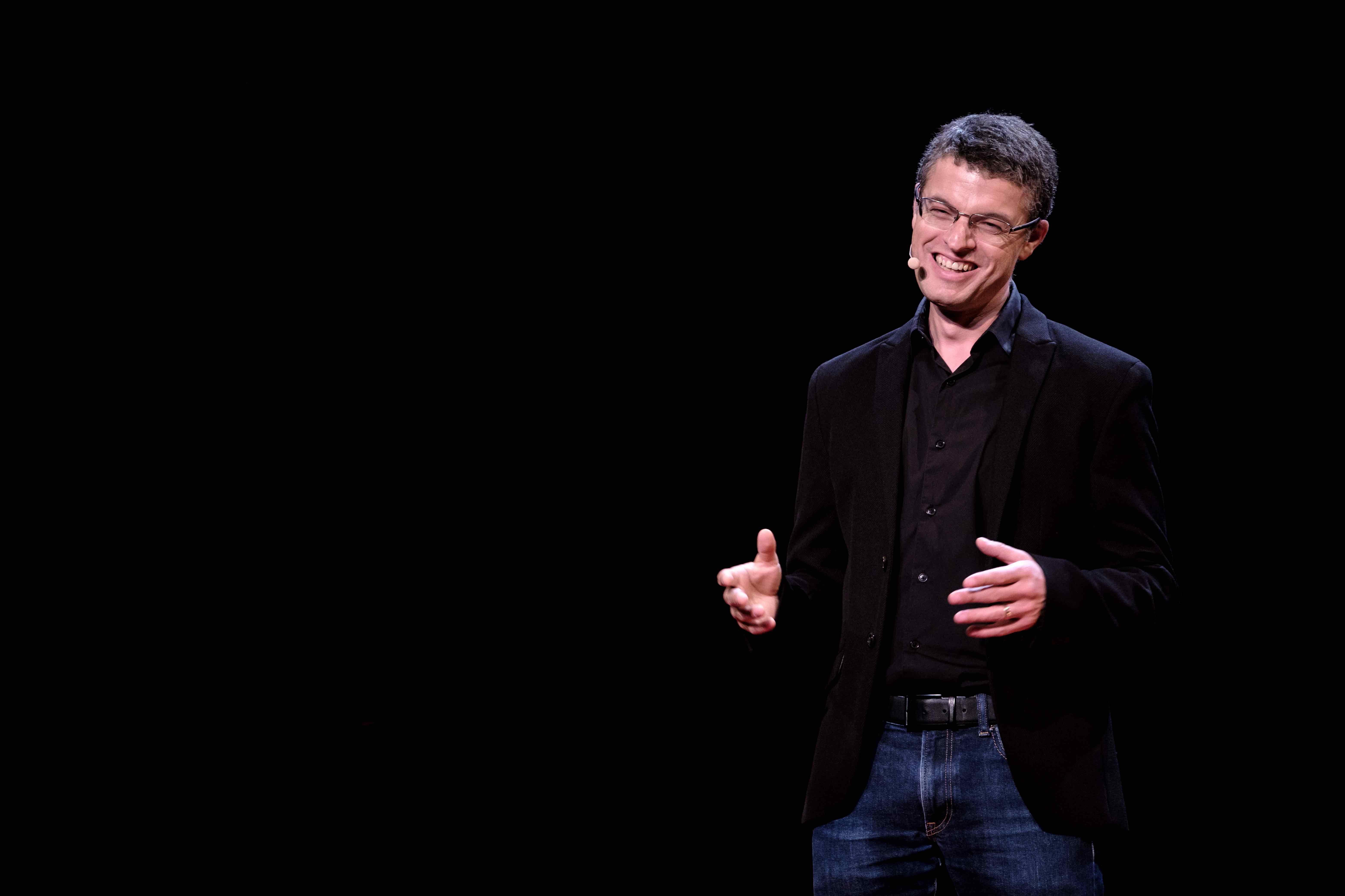 Cyril Maitre Tedx La révolution visuelle