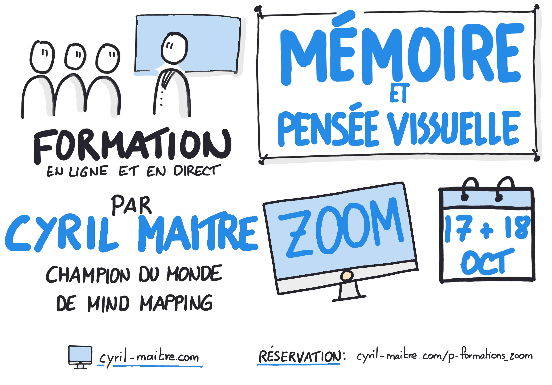 Formation Mémoire et Pensée visuelle