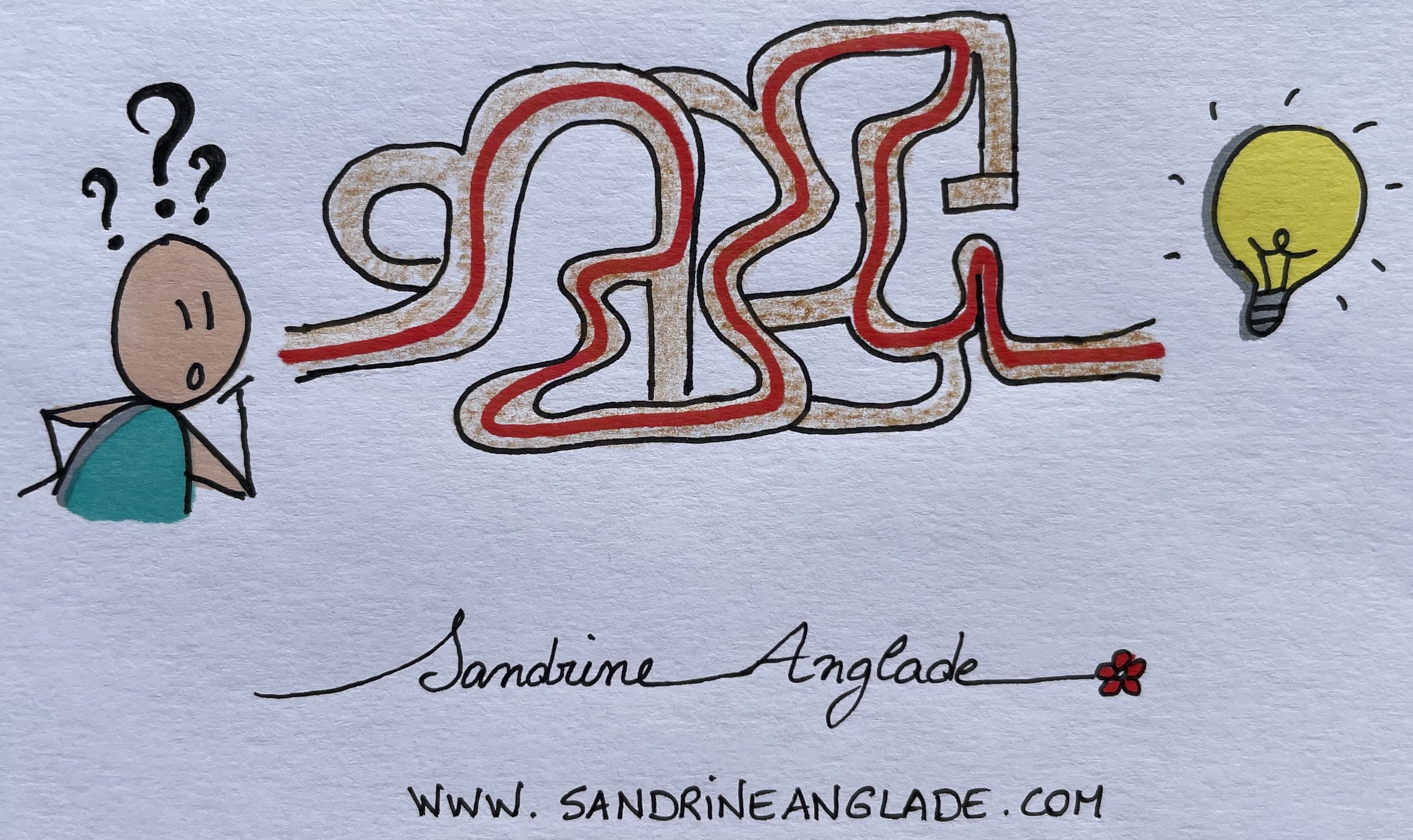 labyrinthe claudia eusebio sandrine anglade