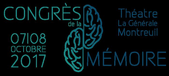 Cliquez sur l'image pour voir le programme de l'édition 2017 du Congrès de la Mémoire