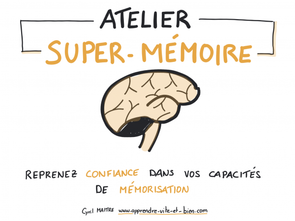 Atelier Super Mémoire
