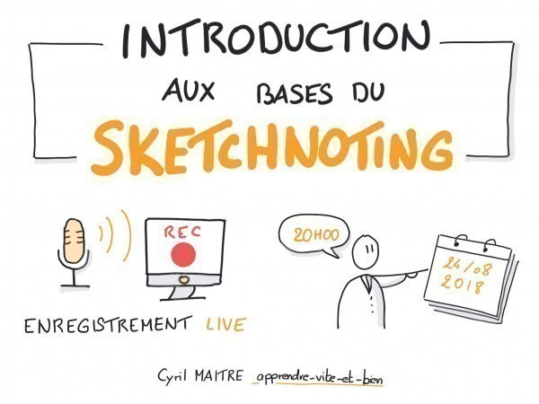 Visuel conf intro sketchnoting