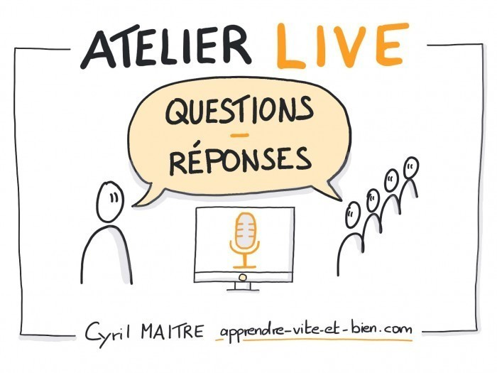 Session de questions réponses
