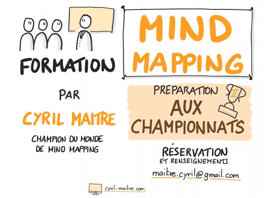 Visuel mind mapping competition