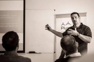 Éric Alard, coach olympique et formateur au mind mapping