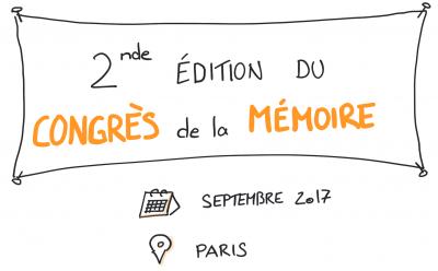 Le Congrès de la Mémoire