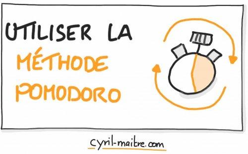 Utiliser la méthode Pomodoro