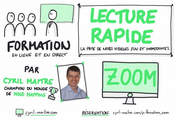 Formation Zoom Lecture rapide
