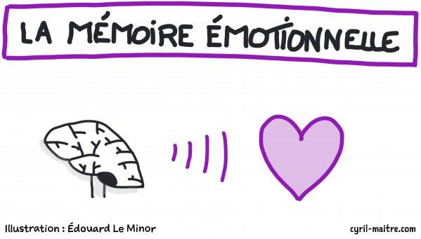 La mémoire émotionnelle