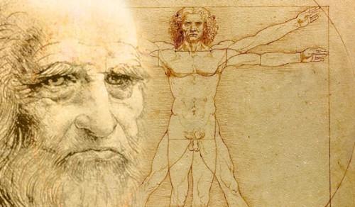 Léonard de Vinci utilisait pleinement ses 2 hémisphères cérébraux