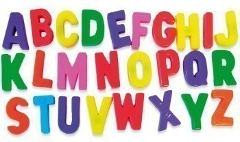 lettres alphabets