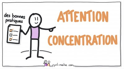 masterclass neuro efficience attention concentration