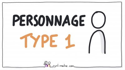masterclass personnage type 1