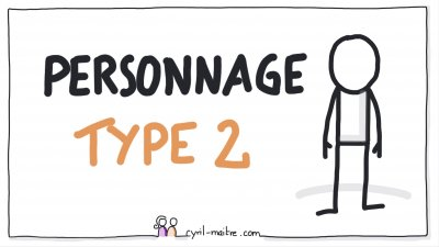 masterclass personnage type 2