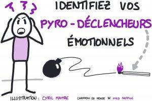 Les pyro-déclencheurs émotionnels : attention danger !
