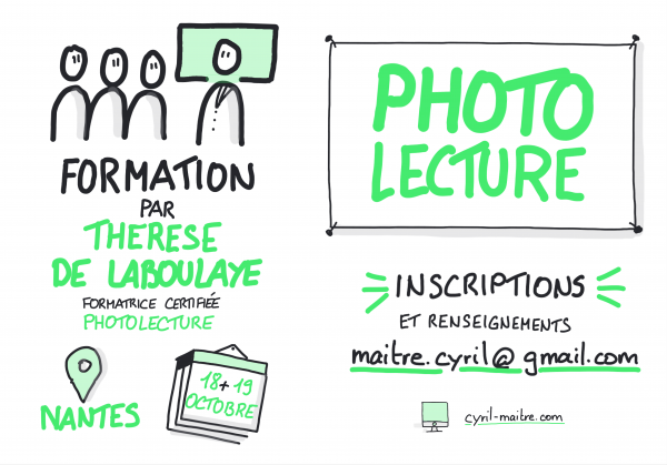 Formation certifiante à la Photolecture à Nantes