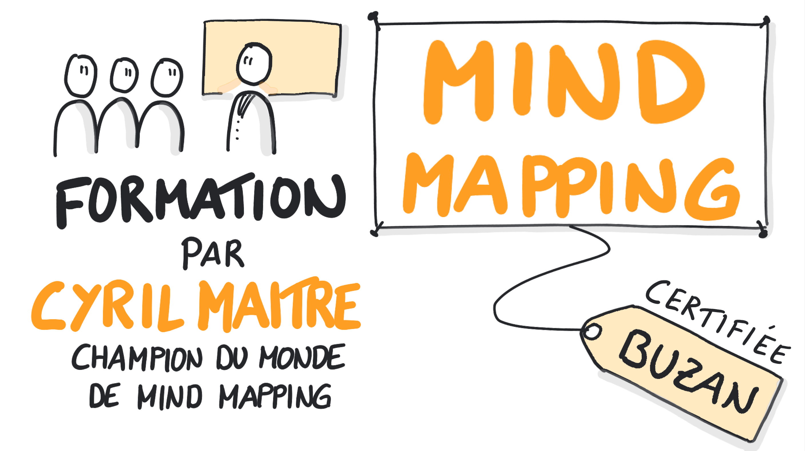 Formation mind mapping présentielle
