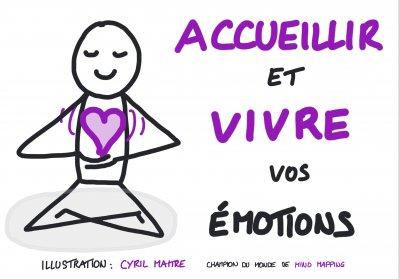 Le secret de l'intelligence émotionnelle : vivre ses émotions ;-)